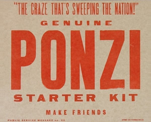 ponzi poster