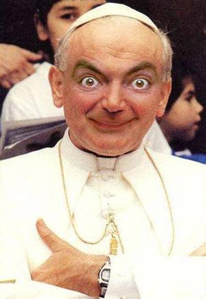new enlightened pope