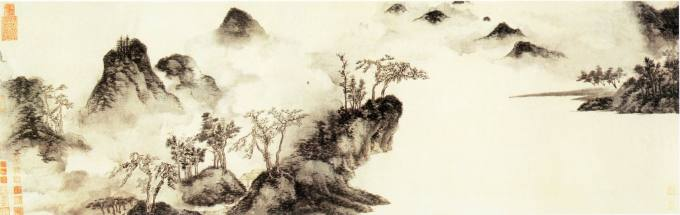 chinese painting landscape